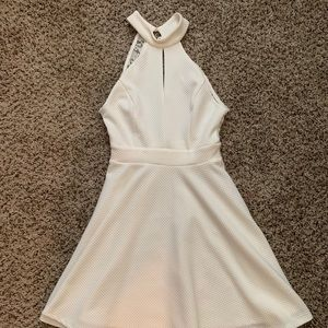 EUC Off White Altar'd State Cocktail Dress